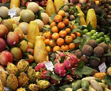 Gersonova terapie stojí na ovoci a zelenině...