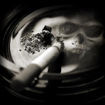 Kouření způsobuje rakovinu...