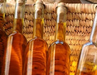 Přírodní a esenciální oleje s UV filtrem