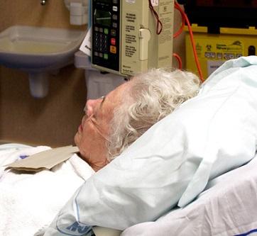 Proleženiny mohou vzniknout nejen v domácím prostředí, ale i během pobytu v nemocnici.