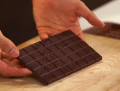 Ideální obsah kakaa v čokoládě je 70 až 80 procent.