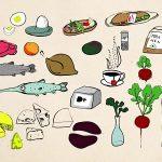 Co nejíst a co jíst v těhotenství?
