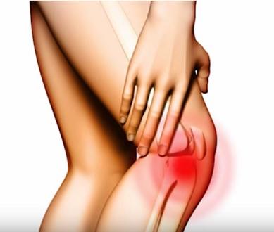 Pálivá bolest kolene
