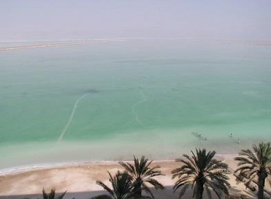 Mrtvé moře a zdraví