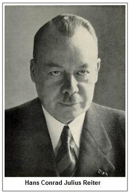 Pojmenování syndromu se spojuje s berlínským bakteriologem a hygienikem Hansem Reiterem (1881-1969).