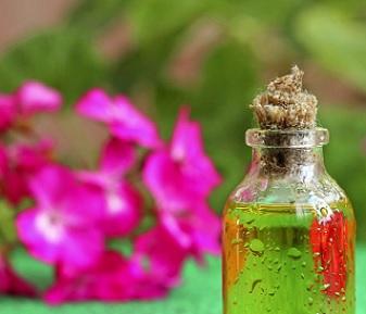 Olej z pelargonie (Geraniový olej) - na co se dá použít?