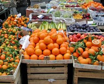 Ovoce a zelenina jsou dobrými zdroji polyfenolů...