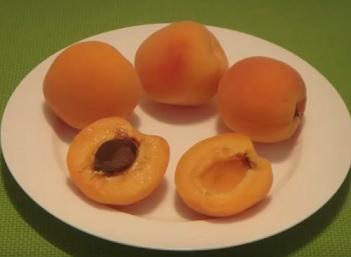Meruňky jsou dobrým zdrojem katechinů...
