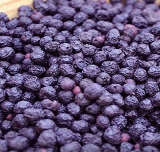 Maqui berry je krásně fialové superovoce...