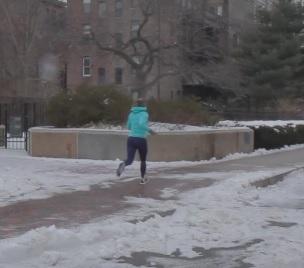 Jak sportovat v zimě?