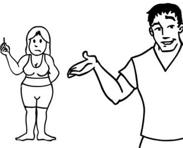 Jaký je rozdíl v hubnutí žen a mužů?