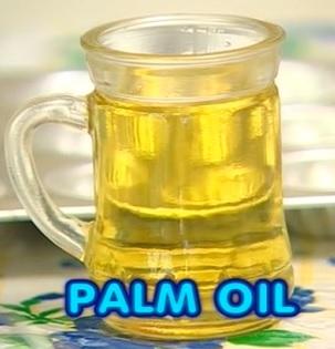 Palmový olej a zdraví