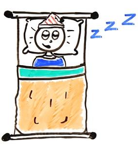 Co dělat a co nedělat před spaním?