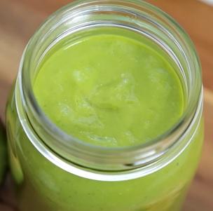 TOP zdravé zelené smoothies