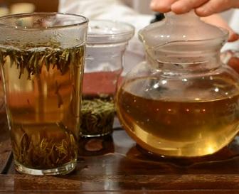 Bílý čaj a zdraví