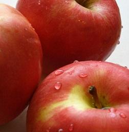 Například jablka jsou dobrým zdrojem kvercetinu.