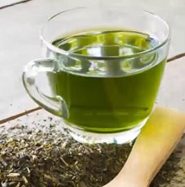 Zelený čaj zrychluje metabolismus.