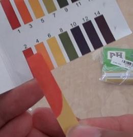 Kupte si třeba v lékárně lakmusové papírky pro měření pH v moči a pomocí nich si ho pravidelně měřte.