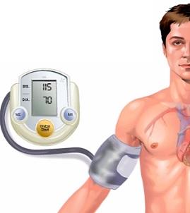 Které zásady dodržovat při měření krevního tlaku doma?