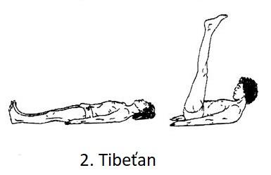 Cvik 2. Tibeťan