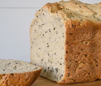 bezlepkový bochník chleba podle Jamieho Olivera