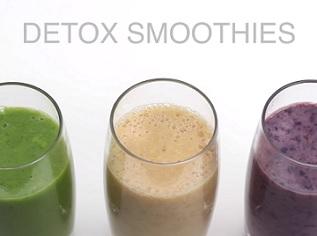 Smoothies na detoxikaci - zkuste tyto!