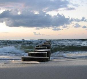 Moře je pro naše zdraví doslova balzámem.