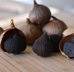 Černý česnek a zdraví - jeho použití + recept