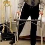 Totální endoprotéza kyčelního kloubu – rehabilitace