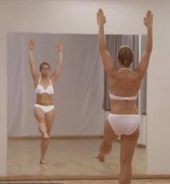 Mensendieck - funkční gymnastika