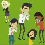 Alergie na prach – projevy, léky a přírodní domácí pomoc