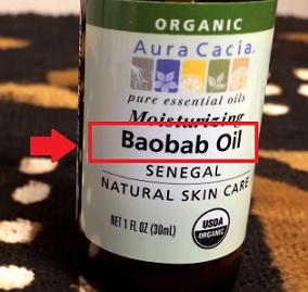 Baobabový olej si vaše pokožka velmi rychle zamiluje.
