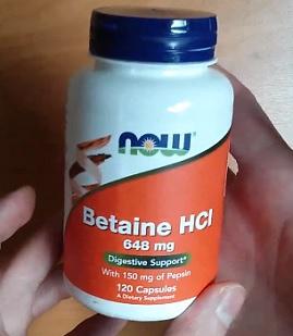 Betain a jeho účinky na naše zdraví