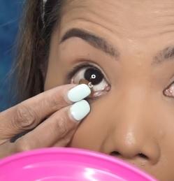 Aplikace kontaktních čoček - jak na to?