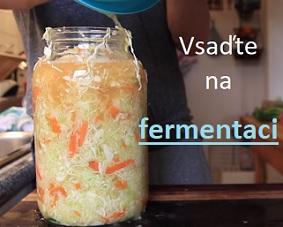 Jaké účinky mají fermentované potraviny? Budete možná překvapeni.
