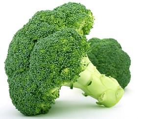 Třeba brokolice je při hubnutí super.