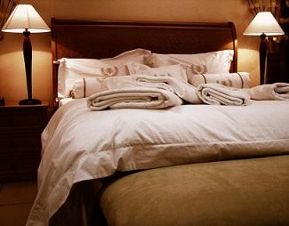 Vaše místo, kde spíte, by mělo přímo vzývat k ulehnutí.