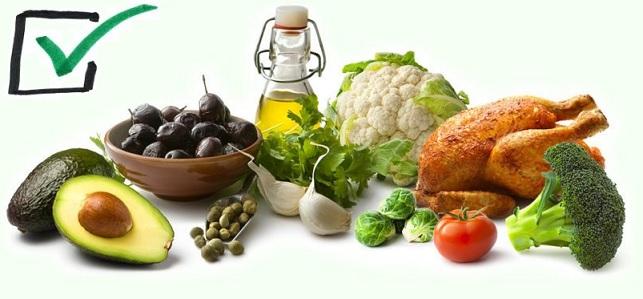 Tyto potraviny jsou při nízkosacharidové dietě povoleny.