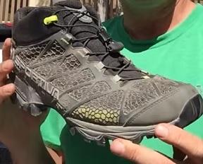 Na co se zaměřit při výběru outdoorové obuvi?