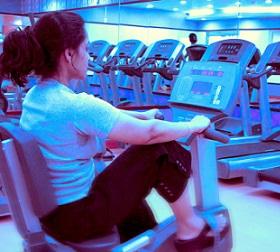 Chcete pevné tělo? Musíte makat, cvičit!