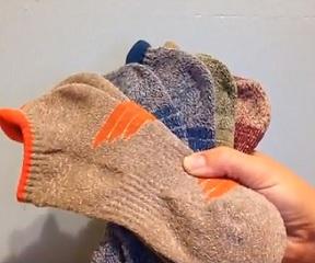Výběr ponožek nepodceňujte. Ač se to nezdá, jsou důležité!