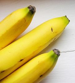 Banány jsou jednou z nejlepších potravin pro dodání zdravé energie.