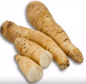 Arracacha je uznávána jako hodně výživná kořenová zelenina.