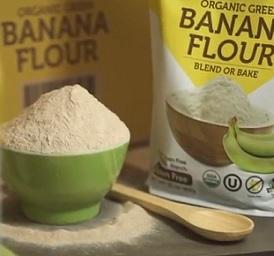 Jaké benefity pro naše zdraví má banánová mouka?