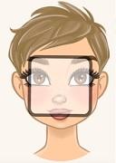 Hranatý obličej