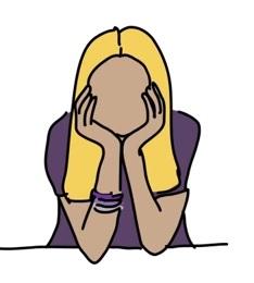 Každý z nás má občas horší období. Psycholog může pomoci.