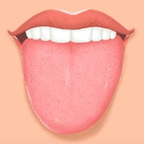 Růžový jazyk