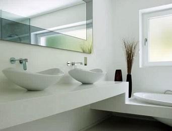 Pár tipů pro koupelnu podle Feng Shui.