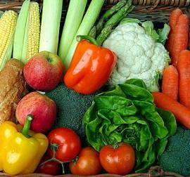 Které druhy ovoce a zeleniny obsahují málo kalorií? Podívejme se na ně.