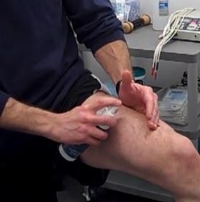 Olej z hořčíku může být také použit na nohy, na všechny různé bolesti v této oblasti.